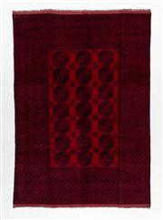 Sale 8770C - Lot 51 - An Afghan Philpa 100% Wool Pile, 329 x 232cm