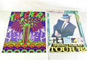 Sale 8940 - Lot 74 - Vintage Original Rock Posters Incl Elton John (6)