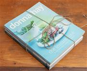 Sale 9060H - Lot 68 - Three Donna Hay cook books.