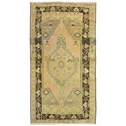 Sale 8880C - Lot 82 - Turkish Vintage Tashpinar Rug, 185x100cm, Handspun Wool