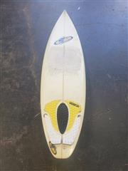 Sale 8949 - Lot 2084 - Maddog TriFin Surboard