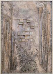 Sale 8346A - Lot 186 - Artist Unknown - Utopia 80 x 40cm