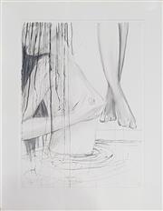 Sale 9053 - Lot 2079 - Hatzis, The Hold, mixed media, frame: 105 x 85 cm