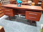Sale 8451 - Lot 1051 - G-Plan teak dressing table