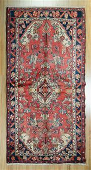 Sale 8653C - Lot 94 - Persian Hamadan 215cm x 108cm