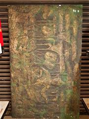 Sale 8686 - Lot 2087 - Large Thai Wall Art