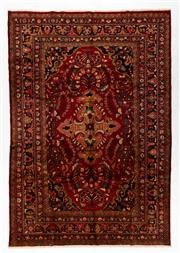 Sale 8770C - Lot 53 - A Persian Lilihan 100% Wool Pile, 323 x 228cm