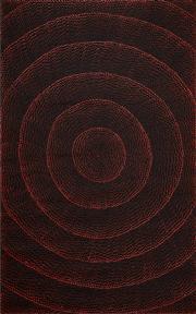 Sale 8947 - Lot 540 - Lily Kelly Napangardi (1948 - ) - Rockholes 154 x 96 cm