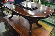 Sale 8347 - Lot 1096 - Timber Coffee Table