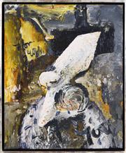 Sale 8374 - Lot 523 - John Walker (1957 - ) - For you, 1991 61 x 51cm