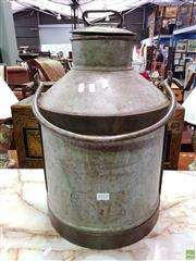 Sale 8570 - Lot 1015 - Vintage Metal Urn