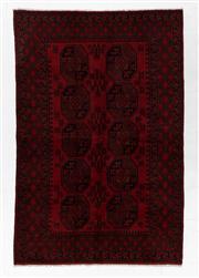 Sale 8770C - Lot 106 - An Afghan Philpa 100% Wool Pile, 232 x 150cm