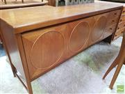 Sale 8451 - Lot 1058 - Nathan circles sideboard
