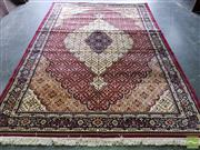Sale 8469 - Lot 1025 - Brand New Indian Tabriz (300 x 200cm)