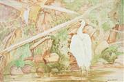 Sale 8483 - Lot 2026 - Joan Dent (1916 - 2002) - Courtship 38 x 57cm