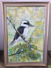 Sale 8649R - Lot 33 - Darcy Benson - Oil on Canvas (75 x 50cm)