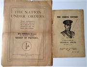 Sale 8639 - Lot 64 - Two South African Articles about the War.