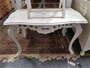 Sale 8912 - Lot 1071 - Painted Side Table