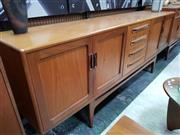 Sale 8451 - Lot 1084 - G-Plan fresco teak sideboard