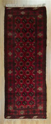 Sale 8643C - Lot 81 - Afghan Morgul 204cm x 74cm