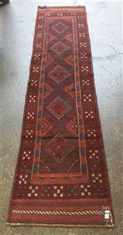 Sale 8893 - Lot 1040 - Persian Balouchi Runner (253 x 64cm)