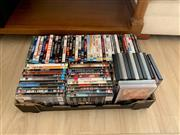 Sale 8902H - Lot 183 - A large collection of DVDs