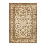 Sale 9061C - Lot 41 - Persian Kashan Carpet, 205x295cm, Handspun Persian Wool