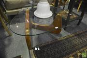 Sale 8341 - Lot 1028 - Noguchi Coffee Table