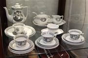 Sale 8340 - Lot 83 - Adams Minuet Dinner & Tea Wares