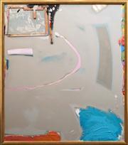 Sale 8427 - Lot 501 - Peter Moller (1948 - ) - Buyurun Korku Yok, 1986 135 x 120cm