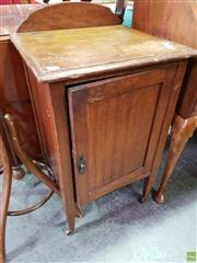 Sale 8570 - Lot 1081 - Small Pot Cupboard