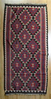 Sale 8653C - Lot 98 - Persian Kilim 203cm x 105cm