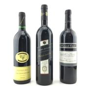 Sale 8660 - Lot 779 - 1x 1998 Coonawarra Cabernet Drinking Parcel - Katnook Estate, Zema Estate Family Selection, Petaluma Coonawarra (3 bottles)