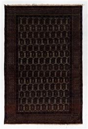 Sale 8770C - Lot 94 - A Persian Balouchi 100% Wool Pile, 245 x 160cm