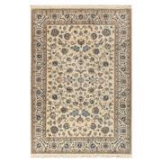 Sale 9061C - Lot 54 - Persian Fine Nain Carpet, 195x295cm, Handspun Persian Wool