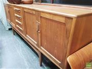 Sale 8451 - Lot 1034 - G-Plan fresco teak sideboard