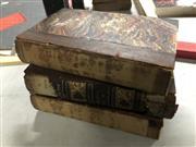 Sale 8789 - Lot 2344 - 3 Volumes: Isaac Disraeli Curiosities of Literature 1859 Routledge, Warnes & Routledge, London