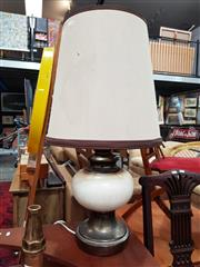 Sale 8822 - Lot 1159 - Glazed Table Lamp