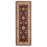 Sale 9061C - Lot 30 - Afghan Revival Hezari Runner, 85x240cm, Handspun Ghazni Wool