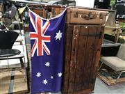 Sale 8809 - Lot 1077 - Australian Flag on Part Pole