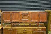 Sale 8338 - Lot 1031 - G-Plan Fresco Teak Sideboard