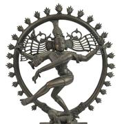 Sale 8699A - Lot 742 - Fine Quality Indian Bronze Dancing Shiva, height 40cm