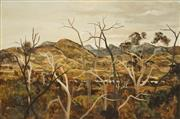 Sale 8713 - Lot 562 - Ray Austin Crooke (1922 - 2015) - North Queensland Landscape 60 x 90cm