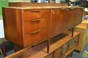 Sale 8338 - Lot 1008 - McIntosh Teak Sideboard
