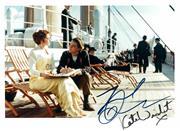 Sale 8555A - Lot 5003 - Leonardo Dicaprio & Kate Winslet Titanic (2)