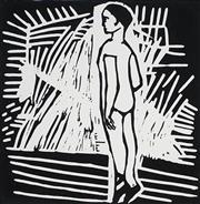 Sale 8896A - Lot 5071 - Robert Dickerson (1924 - 2015) - Aspects of Dance Series 30 x 30 cm (frame size: 84 x 63 cm)
