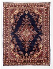 Sale 8770C - Lot 21 - A Persian Hamadan 100% Wool Pile, 392 x 276cm