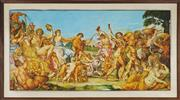 Sale 8789 - Lot 2005 - Italian School - Mythological Scene 61 x 122cm