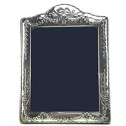 Sale 8292 - Lot 84 - English Hallmarked Sterling Silver Elizabeth II Photo Frame