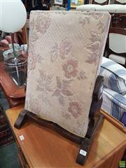 Sale 8593 - Lot 1087 - Tilting Footstool